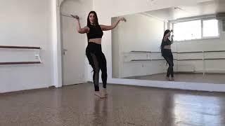 اغنيه بم بم تعليم رقص شرقي الراقصهDiana