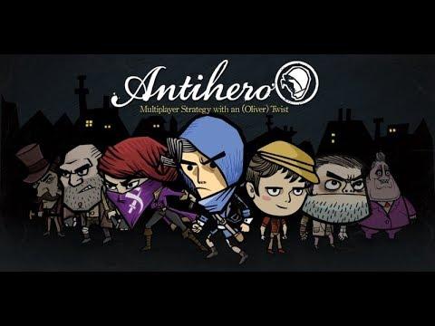 Antihero Interview with the Developer