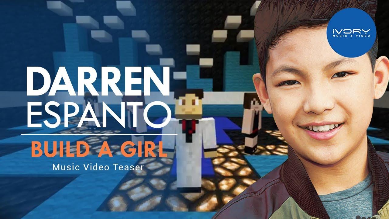 Darren Espanto | Build A Girl | MYX Premiere - YouTube