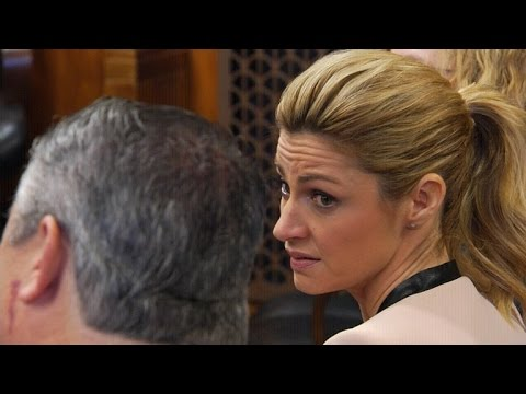 Erin Andrews Cries As Details Are Read of Her Being Filmed Naked at Hotel