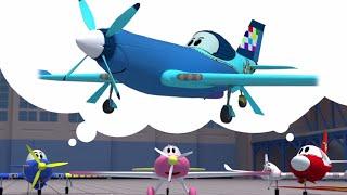 Мультфильмы - Будни аэропорта 2 - Скрытая камера - Cерия 50