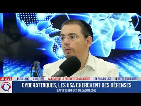 Cyberattaques, les USA cherchent des défenses - La Revue De La Presse Technologique#18