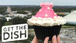 Minnie Mouse Cupcake | Get the Dish