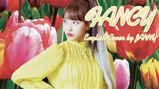 💐 TWICE - FANCY   English Cover by JANNY