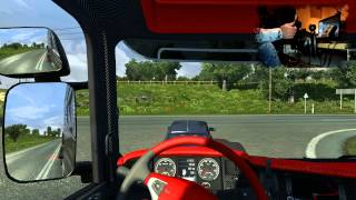 Euro Truck Simulator 2 - Test drive : SCANIA R1000 - [ HD 1080p ]