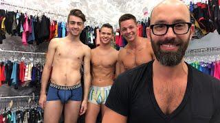 New Underwear Club Arrivals - August 17, 2017