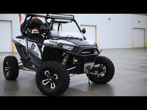 Trick WPS Razor 1000 Build - Dirt Wheels Magazine