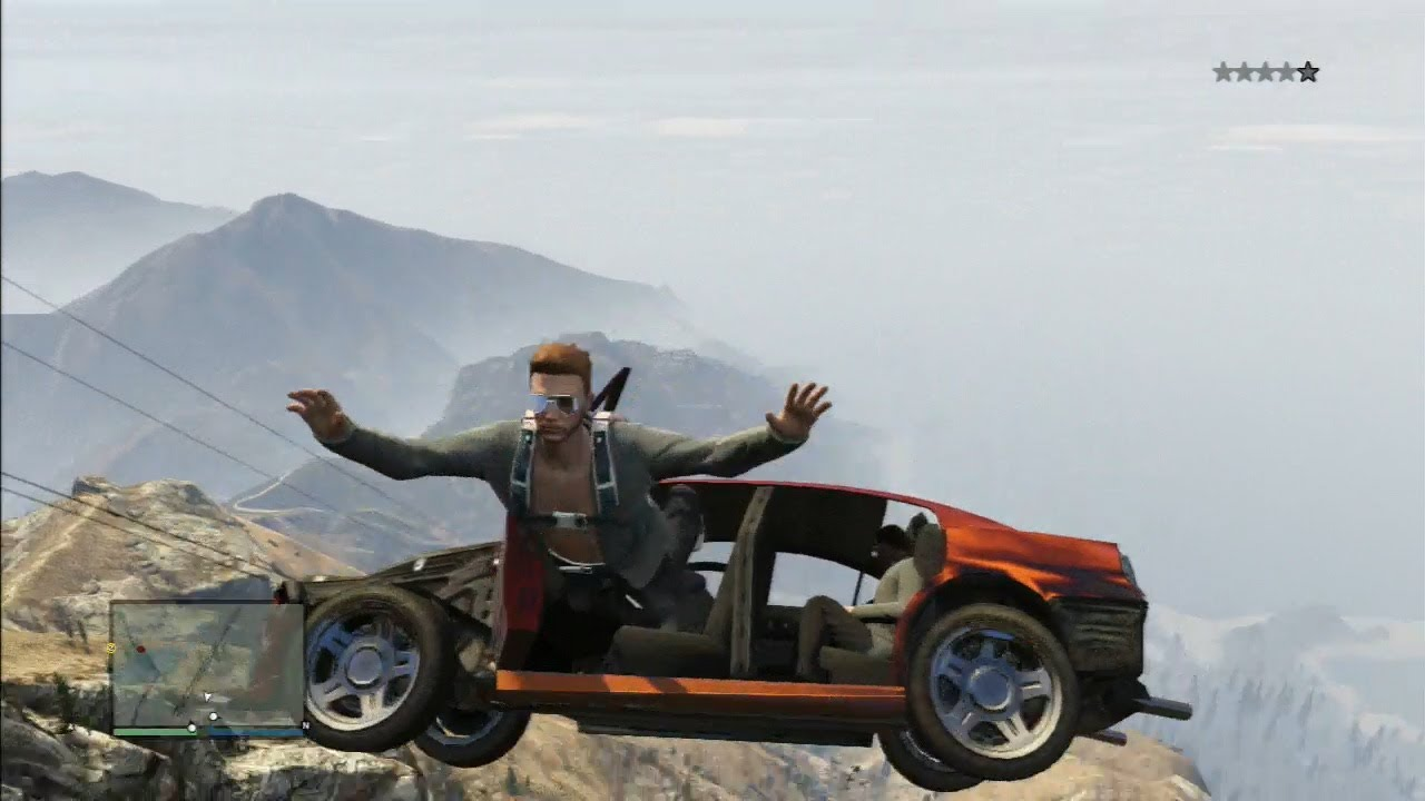 what to do in gta