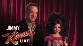 Repeat youtube video Toddlers & Tiaras with Tom Hanks