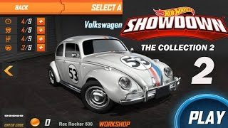 Hot Wheels Showdown 2014 The Global Collection All The 337 Cars - Part 2