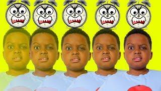 CRAZY CLOCK!!! - Shiloh and Shasha - Onyx Kids