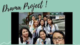 KUNG SANA!  #project #film