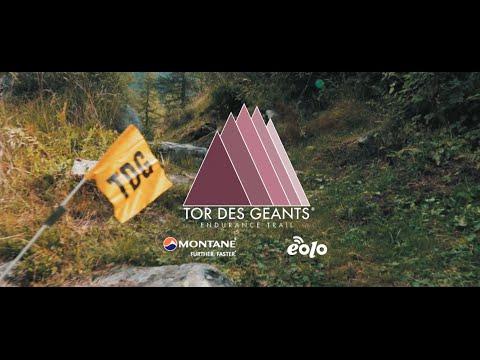 Tor des Géants 2016 - Official Video Report