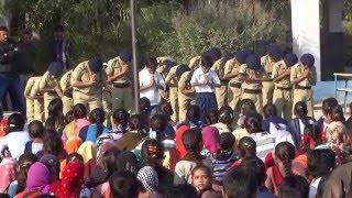 Hum Fauji Is DEsh ki Dhadkan by primary students