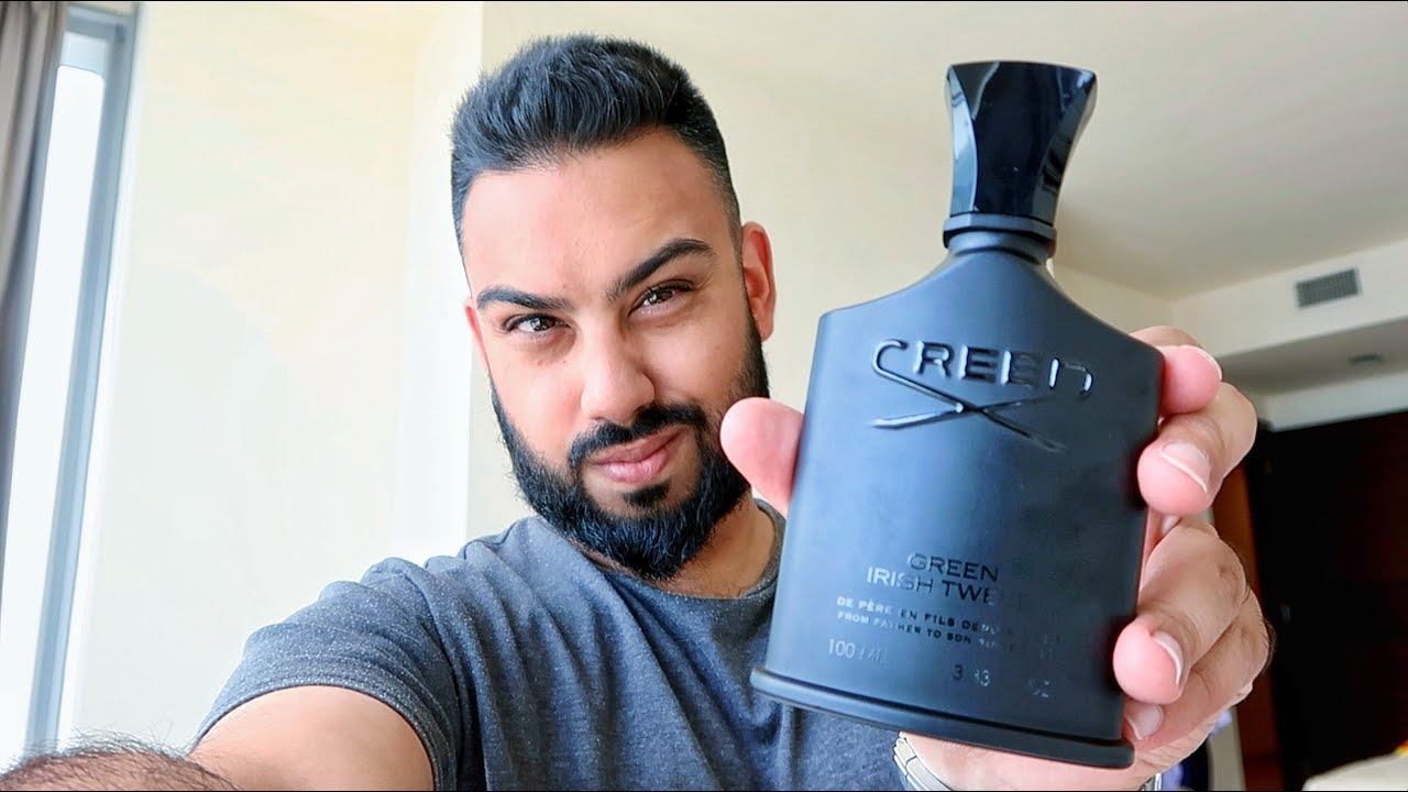 Creed Green Irish Tweed Luxury Fragrance Review