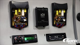 pioneer TS-G170C 2-Way Component System Speakers -Unboxing