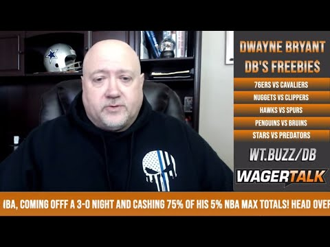 Sports Betting Trends and Angles | NBA and NHL Betting Preview | DB's Freebies | April 1