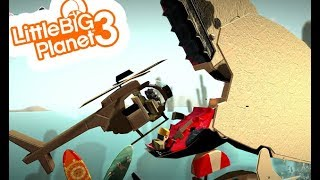 LittleBIGPlanet 3 - Whale Chompers!!! [Playstation 4]