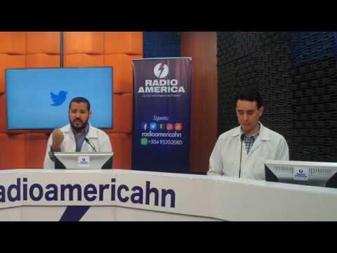 El Médico y su Salud  Lunes 02 de abril      Radio América Honduras