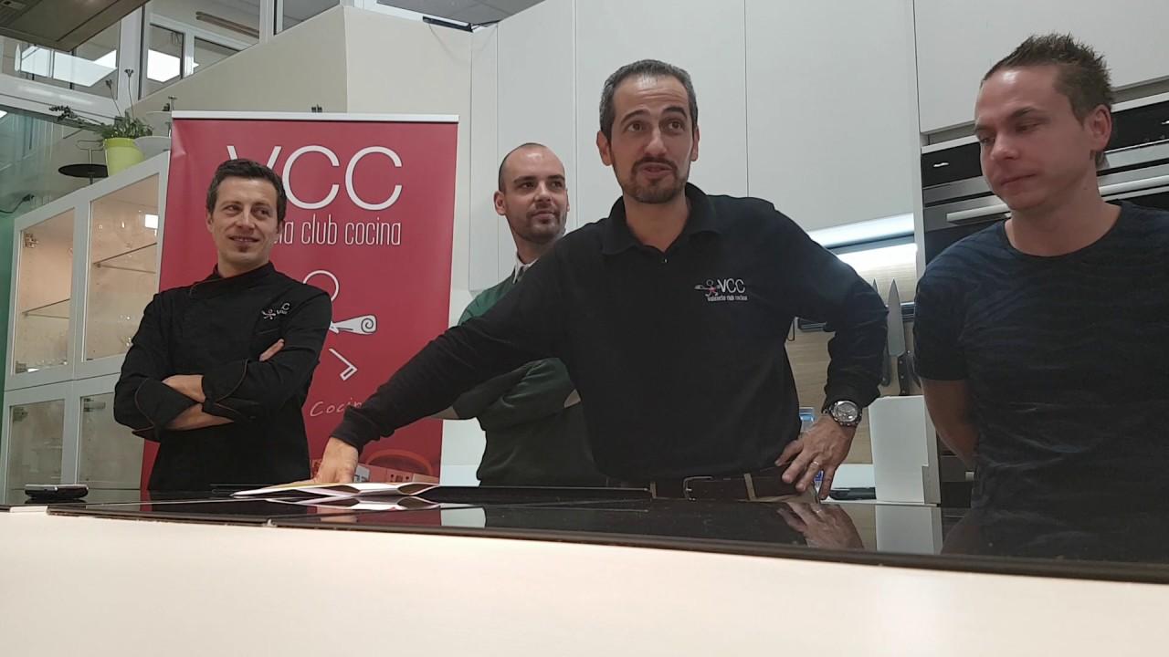 Valencia club cocina presenta un programa de actividades para gastr noma 2016 1 youtube - Valencia club cocina ...