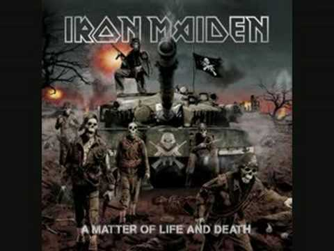 Iron Maiden - Matter Of Life And Death - Different World