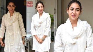 Sara Ali Khan's NO MAKEUP Look | Bollywood Rewind