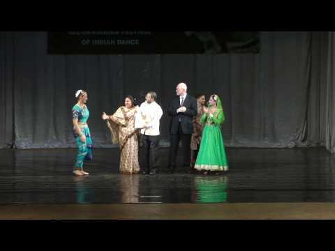 "Awards ceremony on XVI All-Ukrainian Indian dance Festival ""Rhythms of Joy"""