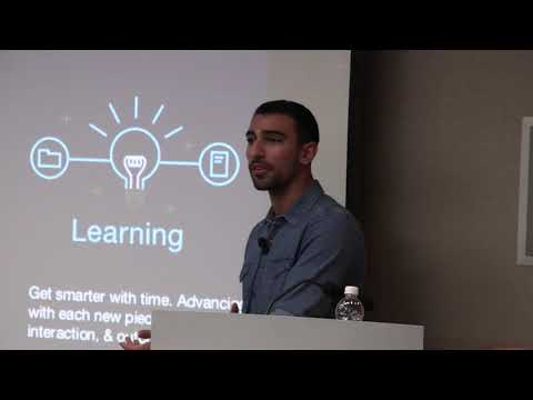 Cognifest NYC 2017: Reah Miyara, Cognitive Computing and its Applications