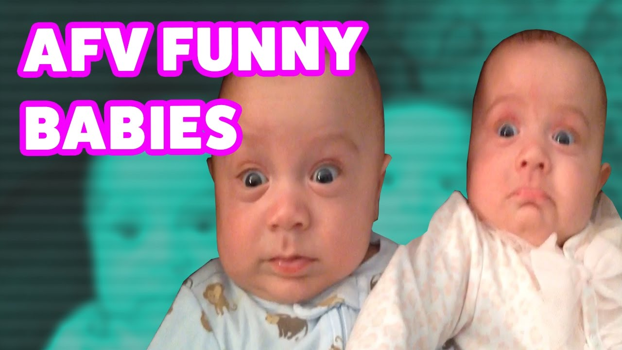 ☺ AFV (NEW!) Funniest Child Reactions & Bloopers of 2016 (Humorous Clips Fail Montage)