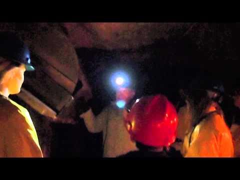 Copper Queen Mine Tour in Bisbee Arizona