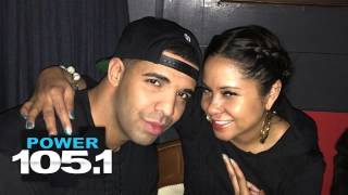 Angela Yee Talks Encounter With Drake & Why He Won't Come On The Breakfast Club