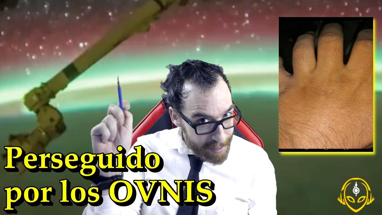 Súper Especial Vicente Fuentes: El Hombre Perseguido Por Los OVNIS