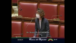 Emergenza sanitaria in Molise: l'intervento alla Camera dei Deputati dell'onorevole Giusy Occhionero