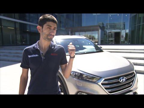 Hyundai Tucson Silenzio, si guida