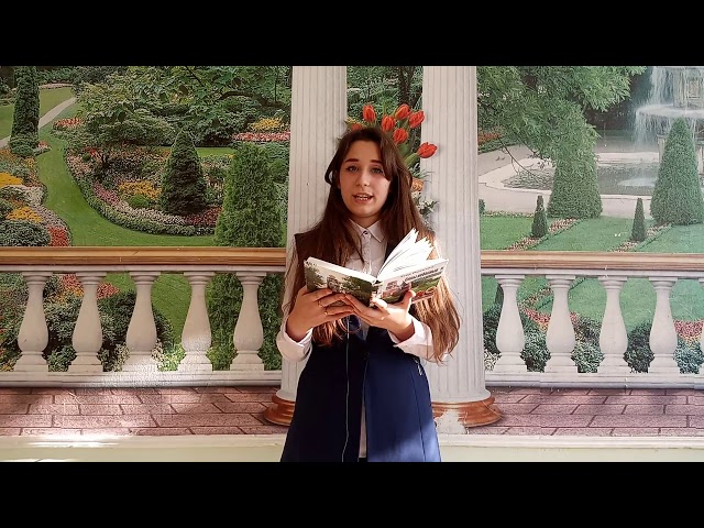 Изображение предпросмотра прочтения – АнастасияХарина читает произведение «Письмо матери» С.А.Есенина