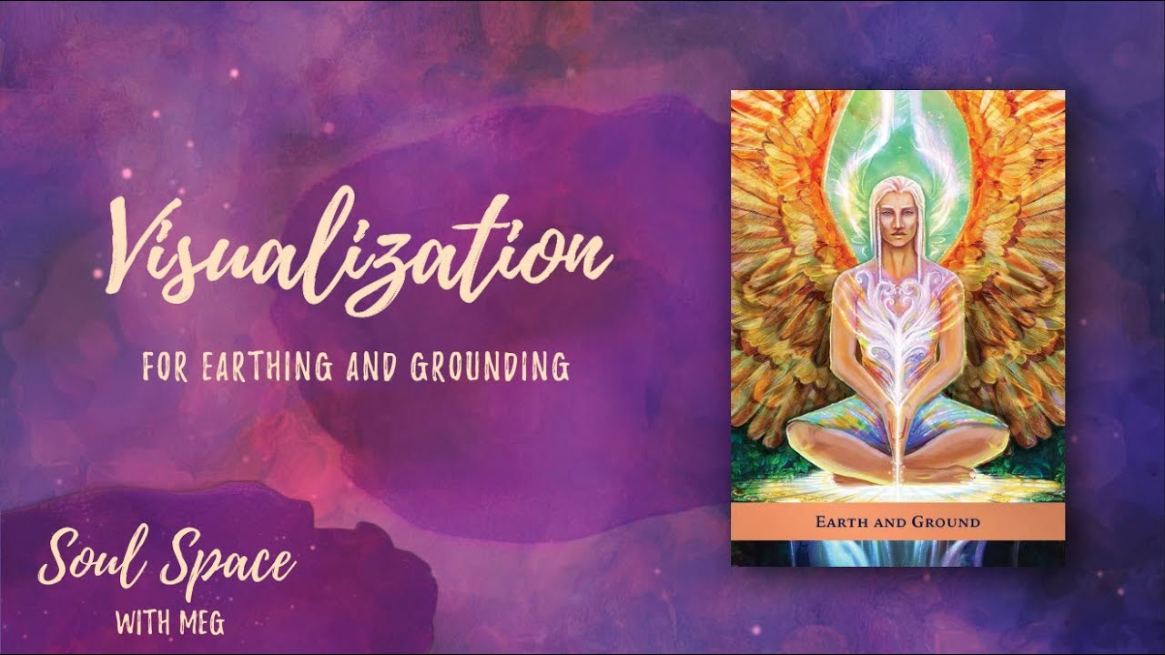Archangel Gabriel - Visualization for Earthing and Grounding