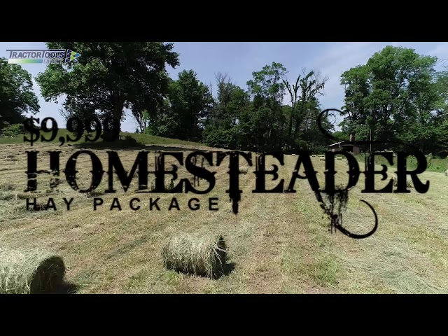 Homesteader Hay Package