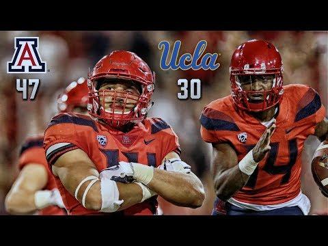 Sounds of Arizona Football vs UCLA