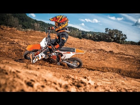 2017 KTM 50 SX   For young MX riders from YouTube · Duration:  2 minutes