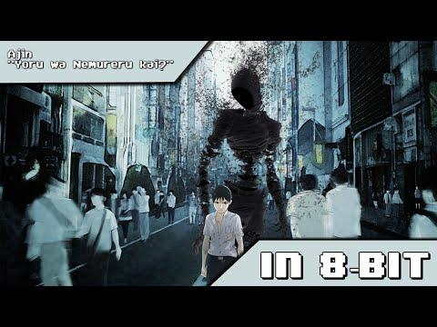 "Ajin ""Yoru Wa Nemureru Kai?"" (IN 8-BIT/CHIPTUNE)"