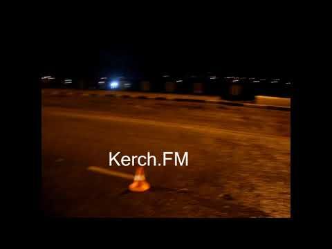 Kerch.FM: В Керчи автомобиль вылетел с моста