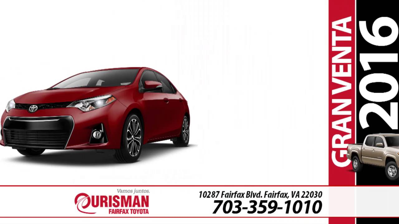 Ourisman Fairfax Toyota Let S Ride Together Tony Armendariz Going Places You