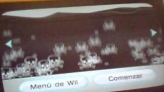 My Wii Menu