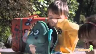 Детский багаж WILD PACK / Сумки, Рюкзаки-Зверюшки, Чемоданы Вайлд Пэк(, 2015-04-15T15:16:30.000Z)