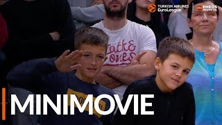 ENEOS Mini-Movie: Turkish Airlines EuroLeague Regular Season Round 2