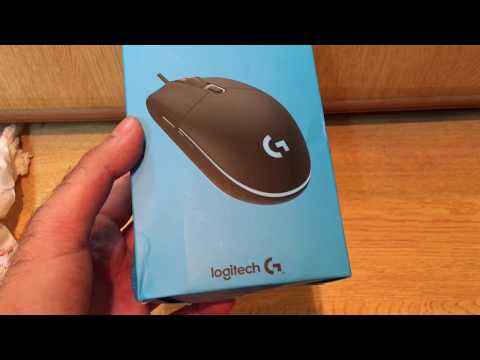 Quick review of Logitech G102 Prodigy Gaming Mouse