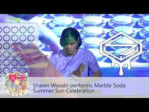 Shawn Wasabi performs Marble Soda - BUCK 2016 Summer Sun Celebration