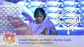 shawn wasabi performs marble soda   buck 2016 summer sun celebration