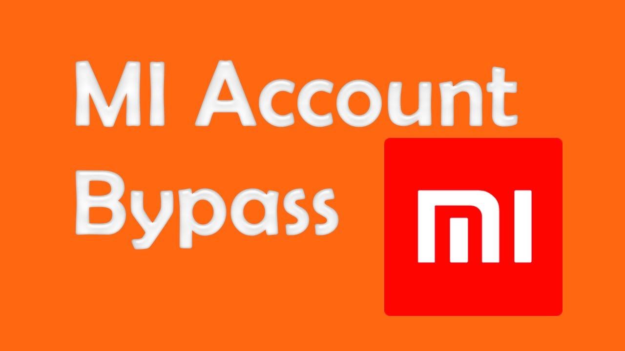 Mi Account Bypass - Redmi 5