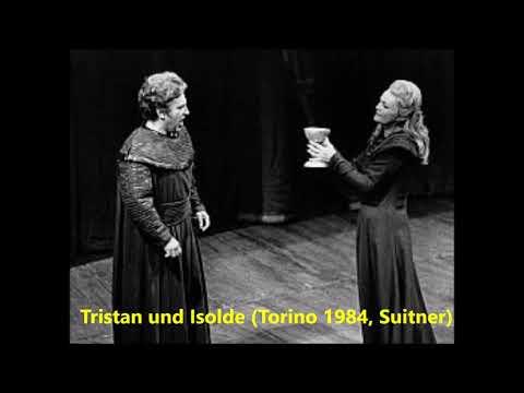 Wagner: Tristan und Isolde (1984, Suitner, Dvorakova, Wenkoff)